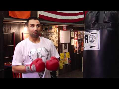 RING SMARTS - Episode 1 - The Jab - Paulie Malignaggi