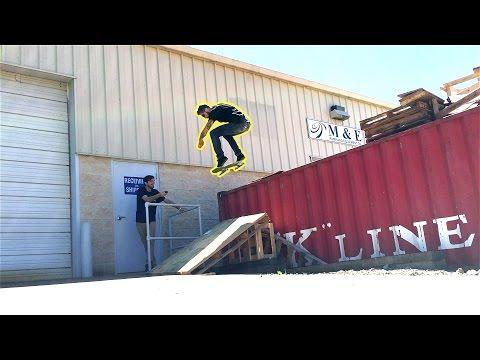 Dumpster Diving Skateboarding | Episode 1