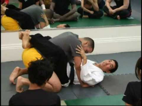 Redemption Grappling Training #1 - Basic Guard Image 1