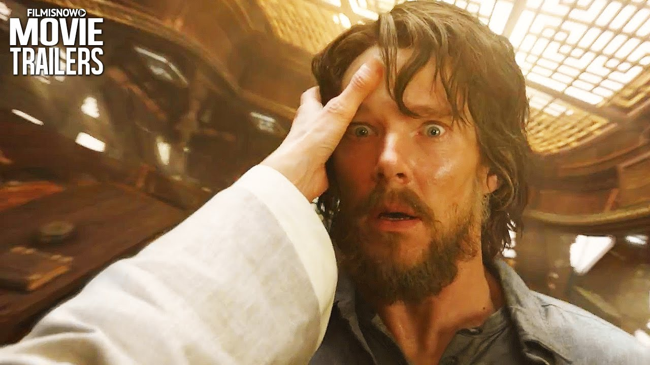 Doctor Strange ft. Benedict Cumberbatch | NEW Teaser Trailer [Marvel Movie] HD