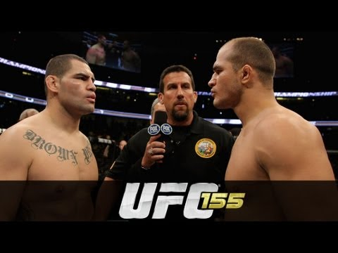 MMA Crossfire – Redemption and nothing less for Cain Velasquez at UFC 155