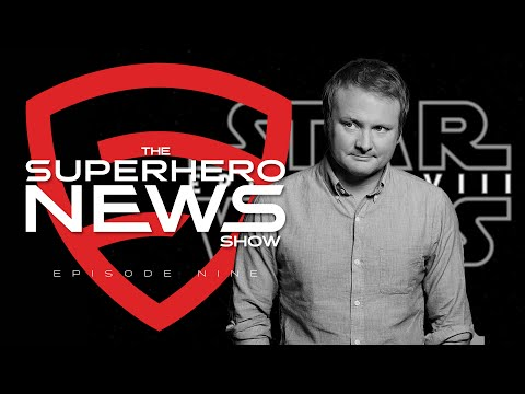Superhero News: Ep. 9 - STAR WARS: ROGUE ONE, Jason Momoa's F-Bomb, Viewer Questions and more!
