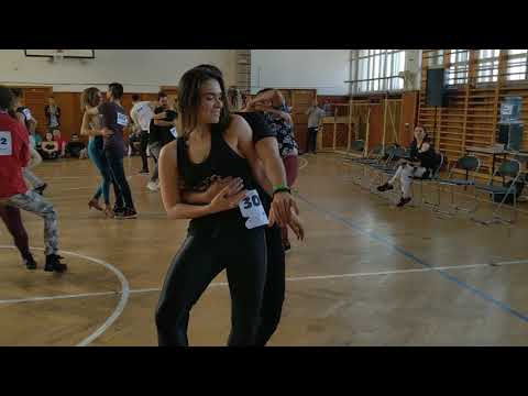 PZC2019 J&J Intermediate Heat2 Video9 ~ Zouk Soul