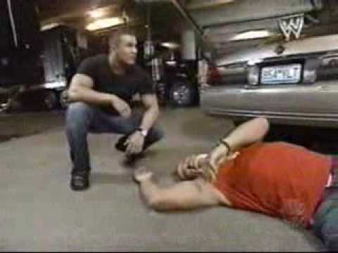 Randy Orton Rko's Hulk Hogan Video