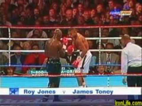 Roy Jones vs. Floyd Mayweather