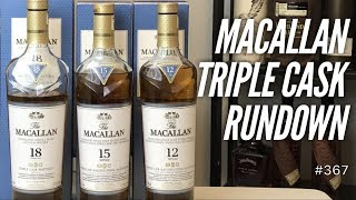 WHAT IS THE BEST MACALLAN TRIPLE CASK