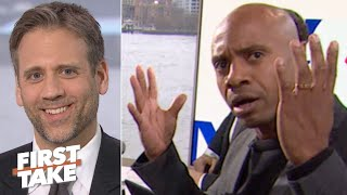 Jay Williams is in disbelief over Max Kellerman's Kawhi over LeBron take | First Take