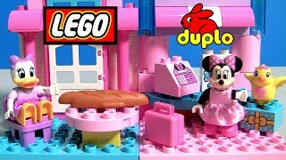 Disney Minnie Mouse Bow-Tique 10844 with Daisy Duck NEW 2017 Building Toys for Girls