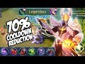 NEW BUILD ARGUS COOLDOWN REDUCTION ( IMBA !) - MOBILE LEGENDS INDONESIA #13 MP3
