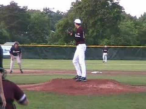 Kyle Gibson pitching in the Cape Cod League in summer 2007. Check out our corresponding scouting report of Kyle Gibson: http://saberscouting.com/scouting-rep...