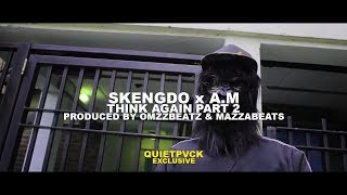 #410 (Sparkz, Skengdo & A.M) - Think Again Part 2 [Prod. OmzzBeatz x MazzaMurda] [Music Video]