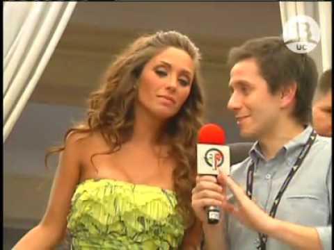 Anahí, la candidata de AR, no pudo ser la  reina de Viña del Mar!★★★★★ |: !!