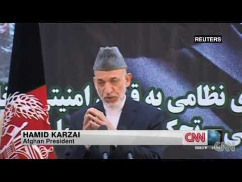 Afghan Taliban To Meet With U.S. - Karzai Suspends Peace, Security Talks