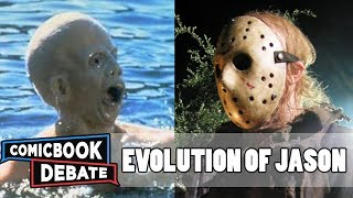 Evolution of Jason Voorhees in Movies in 6 Minutes (2017)