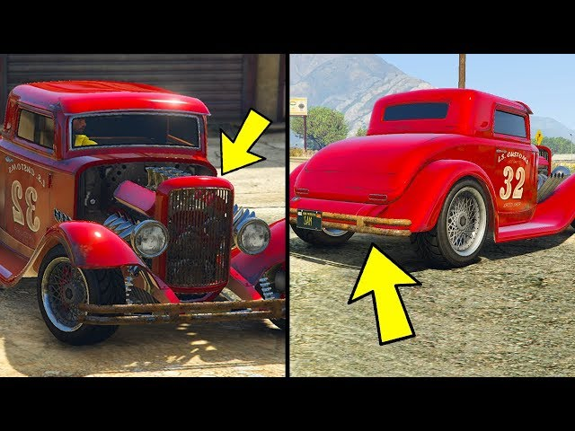 GTA 5 ONLINE NEW VAPID HUSTLER DLC CAR! 10 Things You Need To Know Before You Buy!