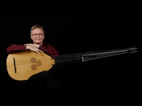 Bach Prelude for Lute in D Minor BWV 1008