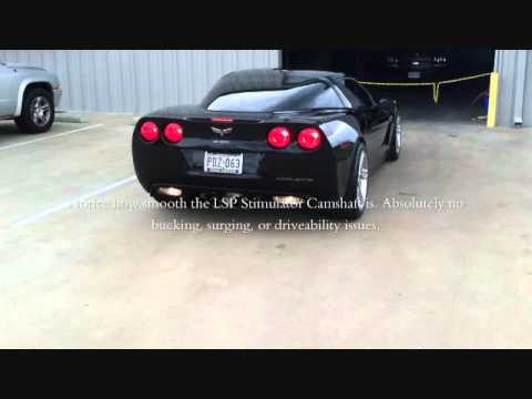 '07 C6 Corvette - LS2 A6 - Edelbrock E-Force Supercharger & Blower Cam - Built by Lucky's Speed