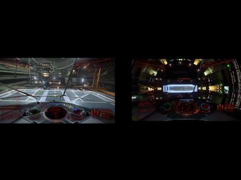 Manual vs Docking Computer