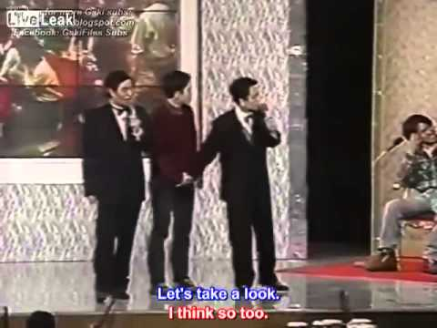 Japanese Show Big Farting Contest