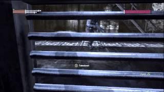 Batman Arkham City - TAKEDOWNS