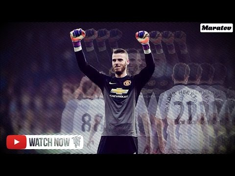David De Gea - vs Crystal Palace - Individual Highlights - 09/05/15 - 720pᴴᴰ50fps