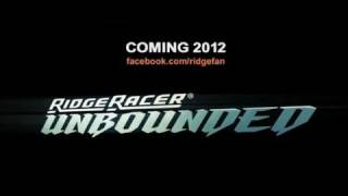 Ridge Racer Unbounded_ Create or Destroy Trailer