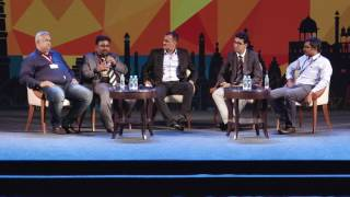 Sharan Patil Inspire India  (Panel Discussion)