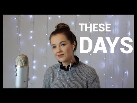 Rudimental - These Days Feat. Jess Glynne, Macklemore & Dan Caplen | Cover