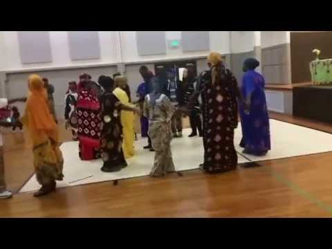 Somali Bantu Wedding In Portland Oregon 2015.
