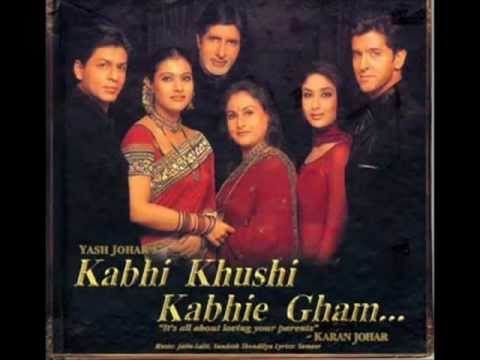 My Happynes - Hindi Music (kabi Kushi Kabi Gam Eng Version) By Vally video