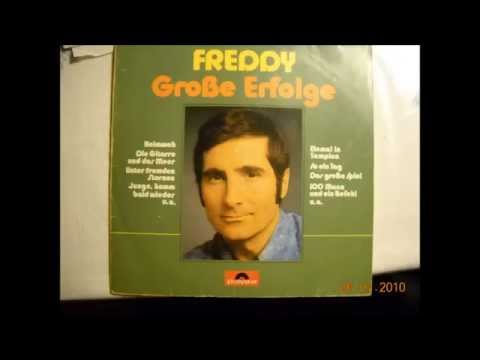 Freddy Quinn - So Ein Tag So Wunderschön Wie Heute