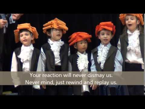 Compose yourself by montessori bilingual academy 2014