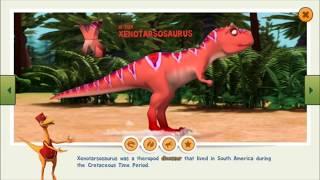 Dinosaur Train A to Z Dinosaur Train Alphabet Learn Dinosaurs For Kids
