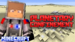 Minecraft: Planetary Confinement - The Dunes #5 - SLOW MOTION PVP