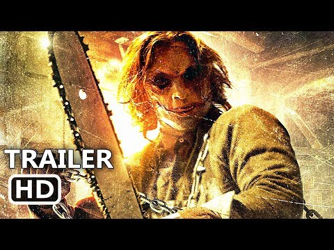 ESCAPE FROM CANNIBAL FARM Official Trailer (2018) Thriller Movie HD
