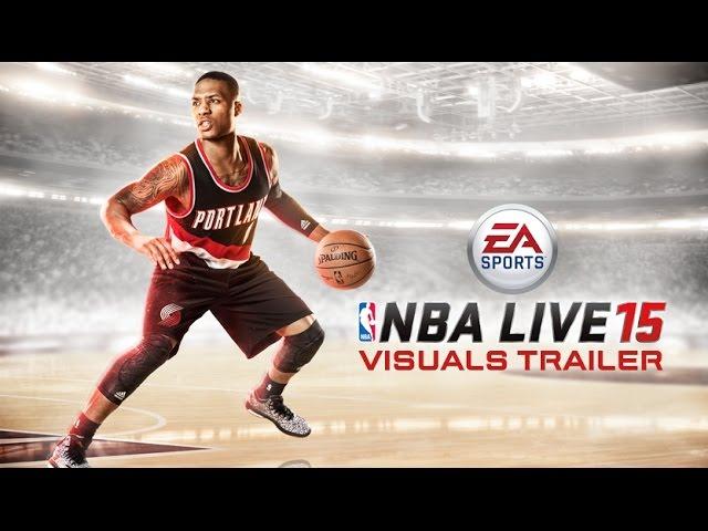 NBA LIVE 15 Visuals Trailer