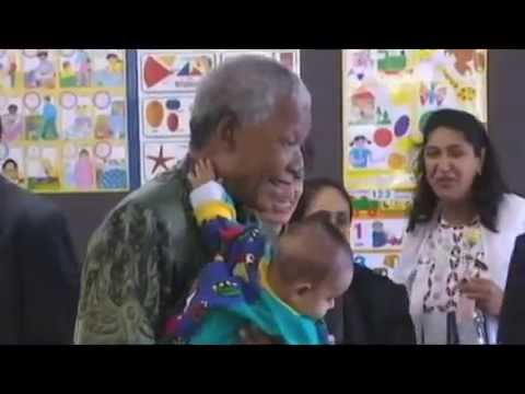 Launch of Nelson Mandela Day 2014: Mandela the public servant