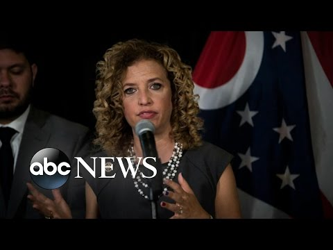 DNC Chair Debbie Wasserman Shultz Resigns on the Eve of the Convention