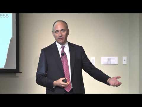 Joe Jimenez, CEO of Novartis at Berkeley-Haas