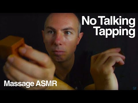 ASMR Touch Tapping 10.1 No Talking