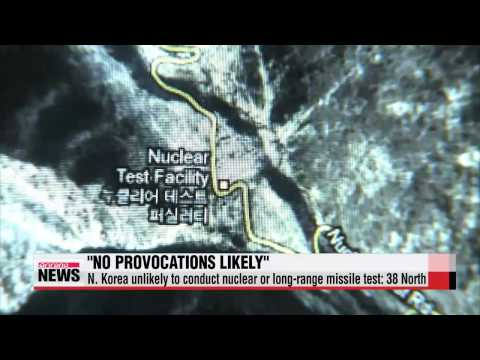 N. Korea unlikely to conduct nuclear or long-range missile test: 38 North   &quo