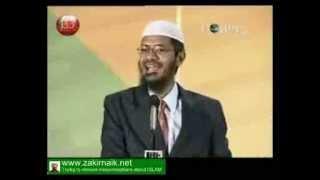 Zakir Naik Q&A-104  |   Does Juma (Friday prayer) is compulsary for traveler