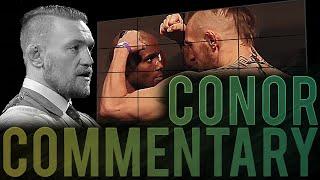 Conor McGregor Commentates His First UFC Fight
