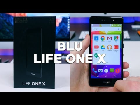 Blu Life One X | 2016 | Best Android Phone | Unbox Therapy | Gadgets | Android Phone - Tech Bazaar