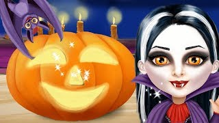 Fun Girl Care Kids Game Sweet Baby Girl Halloween Fun Spooky Makeover & Dress Up Games For Girls