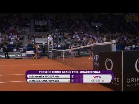 Night-Session 27. April 2012 - Porsche Tennis Grand Prix 2012