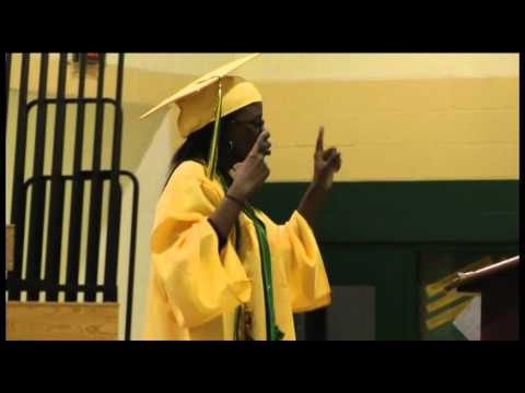 Georgia School for the Deaf celebrates 2012 graduates