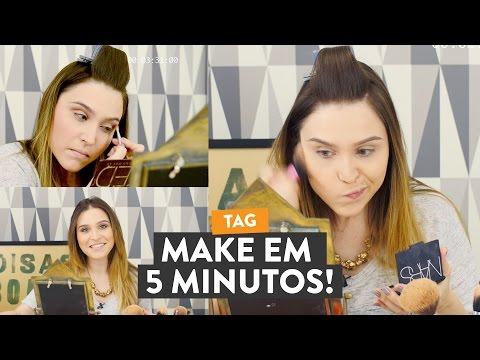 Tag: Maquiagem em 5 minutos!