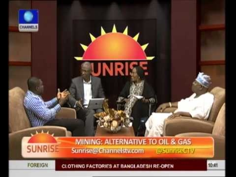 Miner Urges Jonathan To Set Up Mining Sector Committee Pt.3