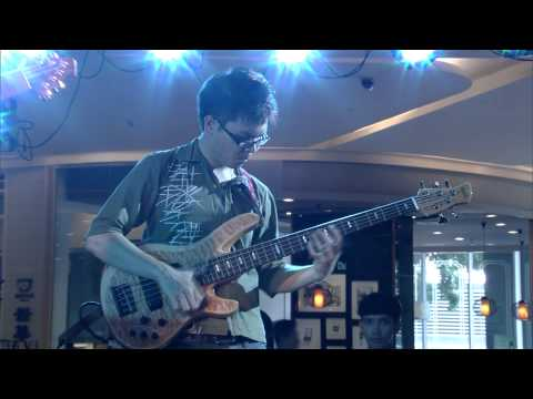 Kevin Inthawong & Band jam with Alex Hutchings - Cantaloupe Island - Herbie Hancock